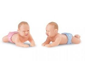 Figurine mini mini bébé