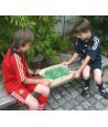 Flipkick jeu de foot avec manettes en bois