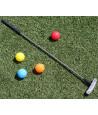 Set jeu mini golf. Canne de golf 61 cm  + 4 balles - jouet enfant