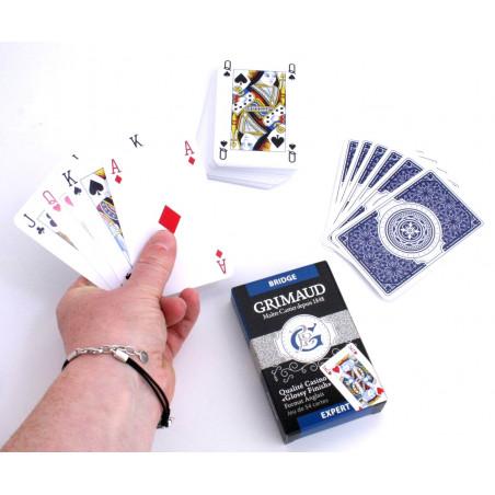 Jeu de cartes 54 cartes Grimaud EXPERT