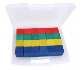 Valisette 24 x 20.5 x 4.8 cm en plastique