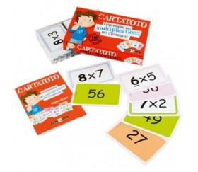 Cartatoto au tableau - coffret 3 jeux