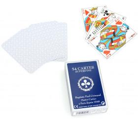 Jeu de cartes 54 cartes Grimaud super qualité