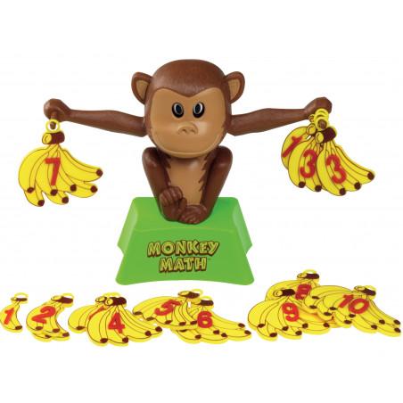 Jeu math Monkey Singe - balance