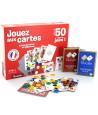 Coffret Jouez au cartes - 50 règles du jeu