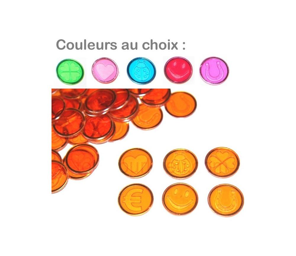 20 enveloppes motif symboles du bonheur DL of trèfle nouvel an Coccinelle