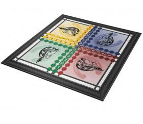 Tapis souple jeu petits chevaux 50 x 50 cm