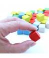 Cube en bois 1.6 cm. 16 x 16 x 16 mm