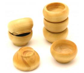 Mini bol en bois - pion