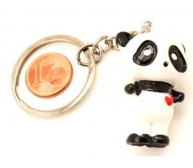 Porte-clés panda mignon