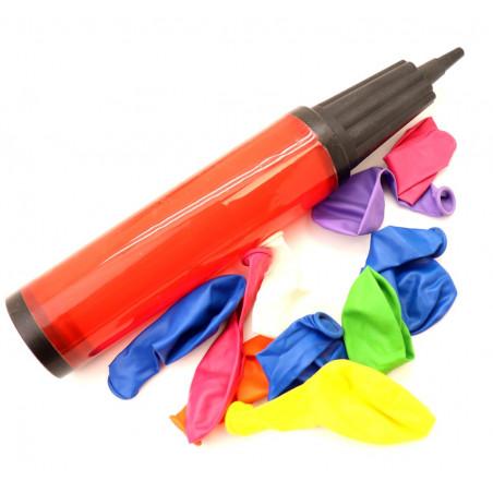 Maxi pompe à gonfler + 10 ballons