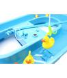 Jeu pêche à la ligne circuit canards flottants