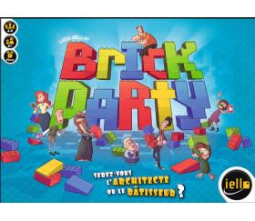 Brick Party - jeu de société construction