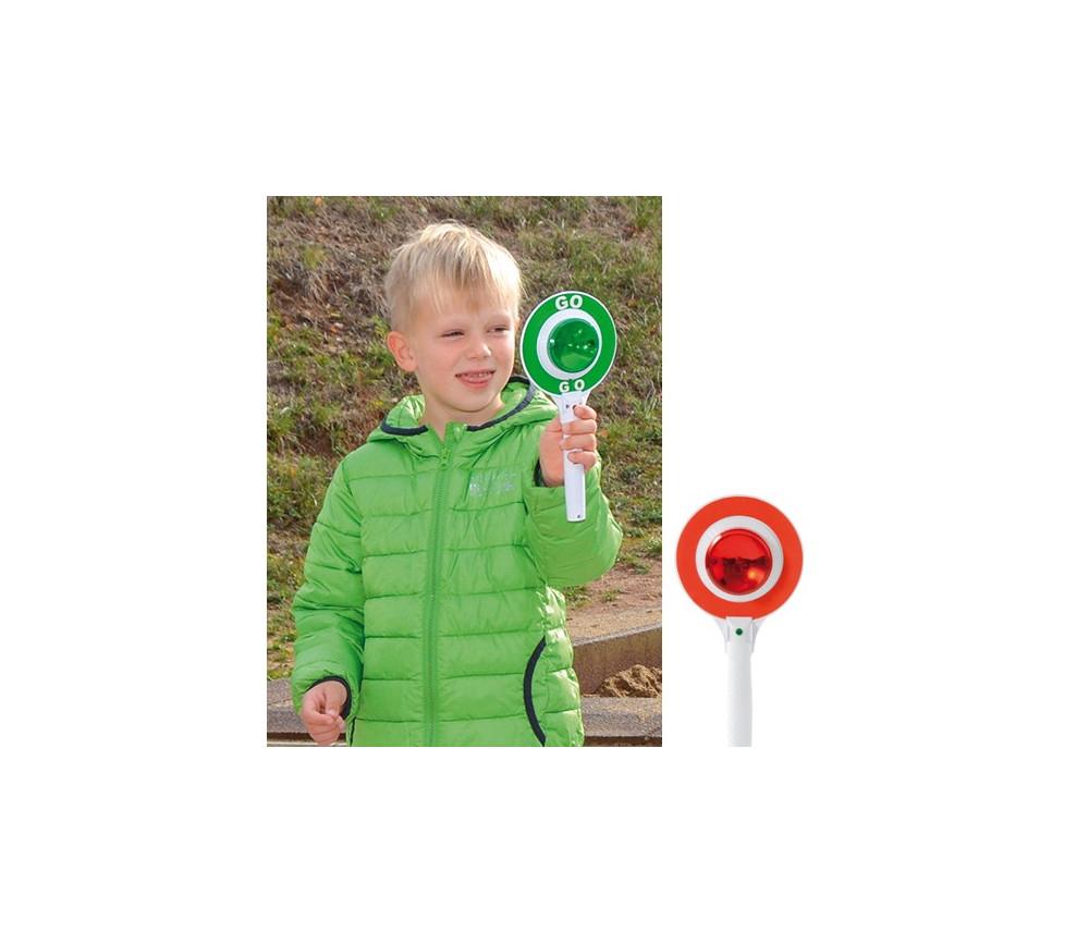 Panneau aide à la circulation lumineux - jouet Policier