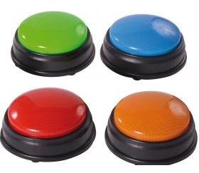 4 Buzzers lumineux et sonores pour vos jeux