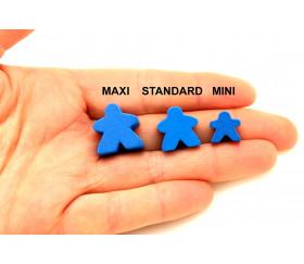 MAXI meeple 19 x 19 X 10 mm personnage à l'unité