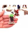 Pirate : 10 figurines de jeu pirate