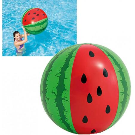 Ballon géant 107 cm gonflable pastèque