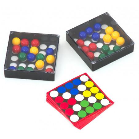 Doigts malins - 2 jeux de motricité et concentration