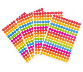 660 autocollants stickers Smileys