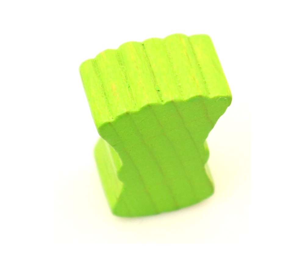 Epi vert - épi de blé herbe 17 x 14 x 10 mm