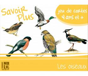 Jeu 7 familles Savoir plus Les oiseaux