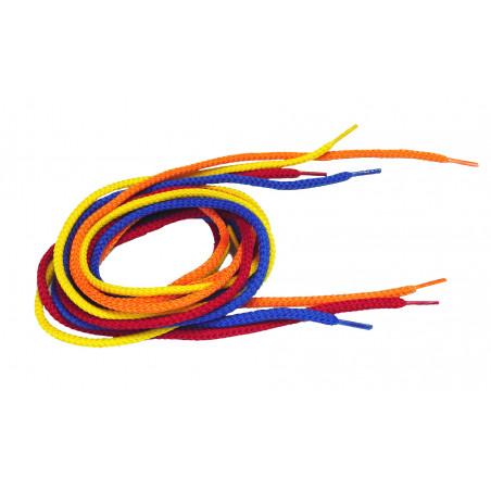 10 fils lacets pour laçage 1 mètre et 10 cm