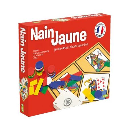 Jeu nain Jaune - Jeu Français