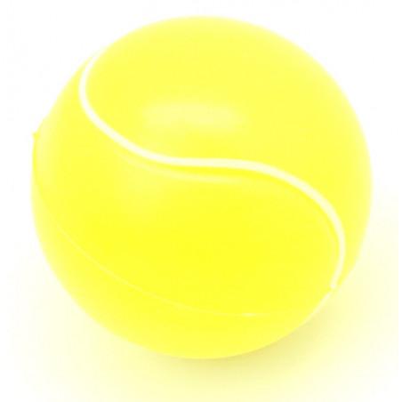 Balle 6 cm imitation motif tennis