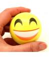 Balle jaune de 6 cm émotions positives