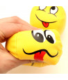 2 Grosses Balles jonglage émotion 85 mm