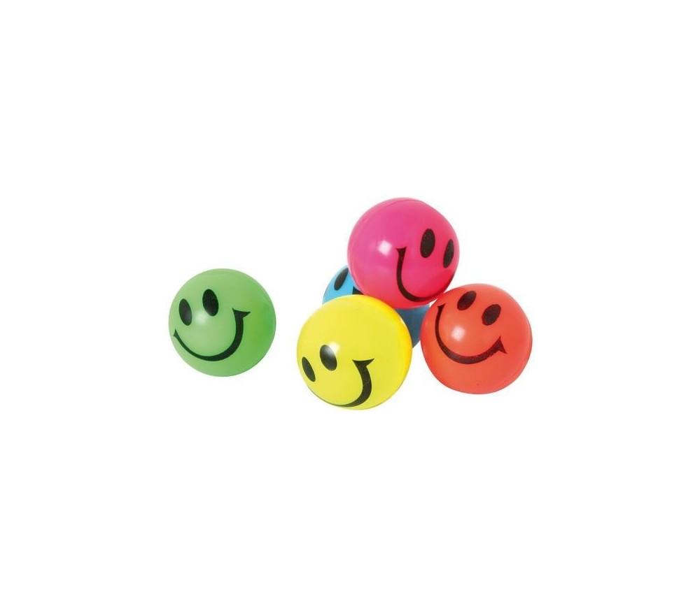 Balle plastique de 2,5 cm de diamètre