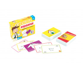Cartatoto Espagnol apprendre en s'amusant 110 cartes