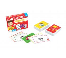 Cartatoto Chinois apprendre en s'amusant 110 cartes