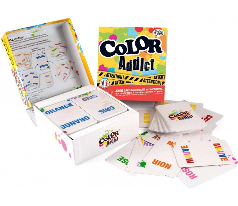 Color addict - version standard