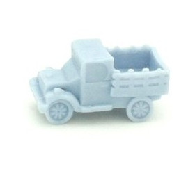 4 pions camionnettes voiture transport pickup 30 x 15 x 15 mm