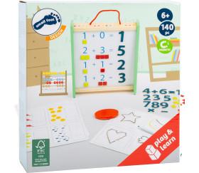 Boite apprentissage educate : chiffres et quantités legler
