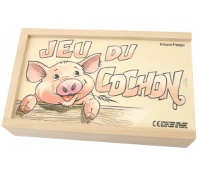 jeu traditionnel du cochon, artisan fabricant français