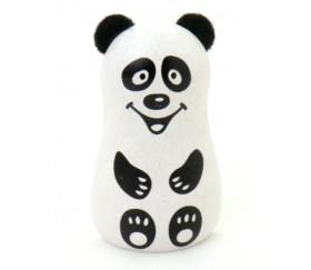 Panda en bois magnet de 5 x 3 cm aimanté
