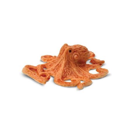 Figurine mini mini pieuvre 2.4 x 2.7 cm octopus
