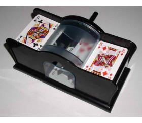 Batteur de cartes à jouer manuel