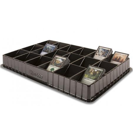 Distributeur pour jeux de cartes 18 compartiments de tri