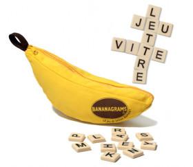Bananagrams jeu de lettres banane