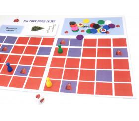 exemple création de jeu de société avec plateau pr2