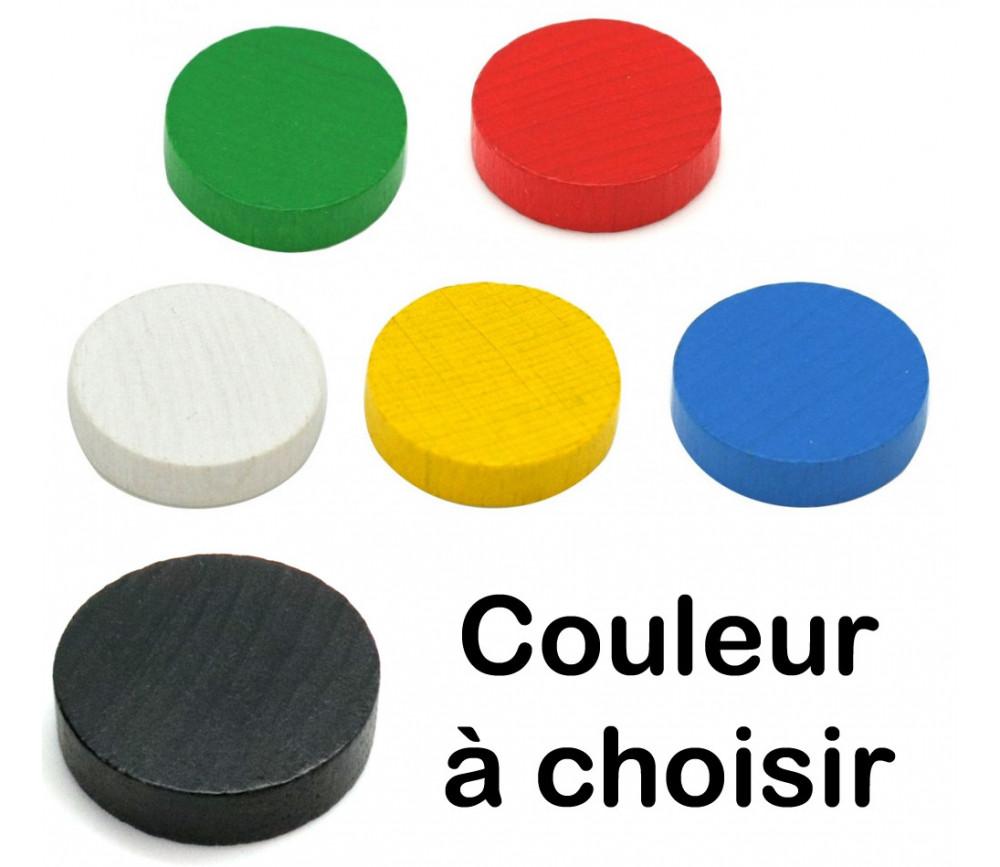 Palet 4 cm couleur bois 40 x 10 mm pour jeu à l'unité