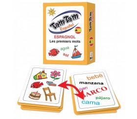 Tamtam Espagnol - les premiers mots JEU