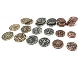 30 Pièces métal CREATURE