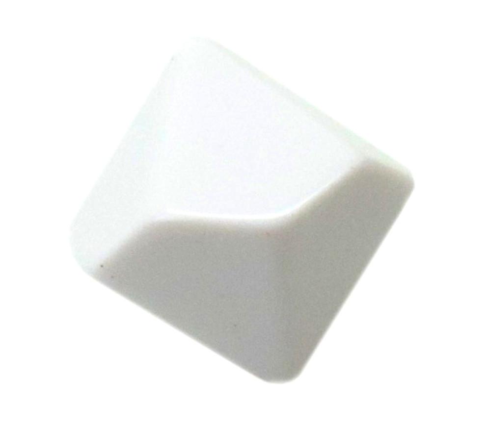 Dé 10 faces blanc neutre multifaces à personnaliser