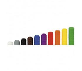 Pions empilables pour jeux lot de 500 pions de couleurs