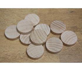 10 Palets en bois 4 cm hêtre